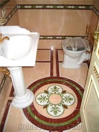 extra marble small bathroom design