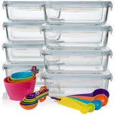 brizzles glass food storage containers