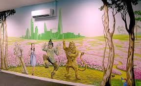 wizard of oz mural 800x485