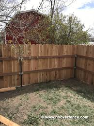 T Posts Hoover Fence Co