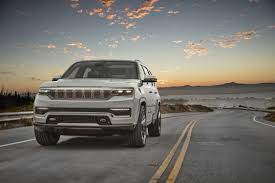 2021 Jeep Grand Wagoneer Concept Is ...
