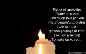 i am sorry poems for friend