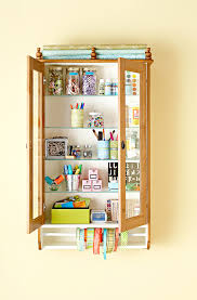 27 Clever Ideas For Organizing Crafts Supplies Better Homes Gardens