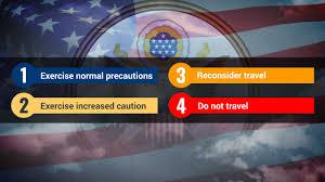 China Travel Advisory upgraded to Level 4