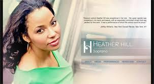 Heather Hill - Soprano Singer | Official Website