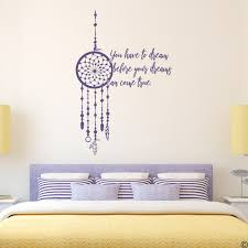 You Have To Dream Vinyl Wall Decal Quote