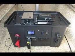 diy portable solar power generator part