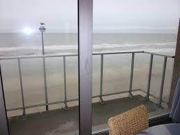 type 2 avec balcon face mer agence