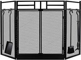 parts accessories fireplace screens