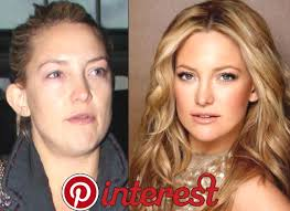 before and after makeup celebrities