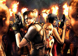 Resident Evil 4: Leon Kennedy, Ashley and Ada Wong | Resident evil,  Resident evil leon, Resident evil game