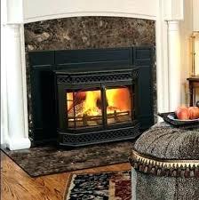 wood burning fireplace bright club