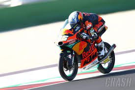 Moto3 Warm-up - 2020 San Marino MotoGP Results