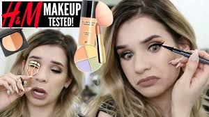 h m makeup s tested