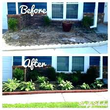 low maintenance landscaping ideas for