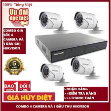 Mua Camera giám sát của Hikvision, yoosee, kbvision với giá tốt nhất tại  Việt Nam
