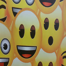 emoji wallpaper smiley face text