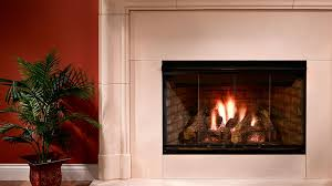majestic b vent gas fireplace reveal