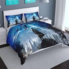 star trek 3d printed bedding