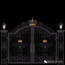 Different Modern Steel Fence Gate Designs Buy Modern Gate Designs Different Steel Gate Designs Modern Fence Gate Design Product On Alibaba Com