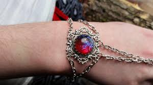 fire opal bracelet dragon s breath with