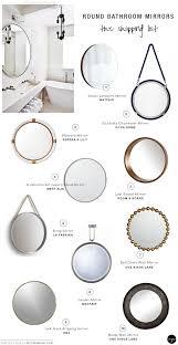 10 best round bathroom mirrors my