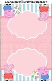 Peppa Pig Invitaciones Para Imprimir Gratis Ideas Y Material