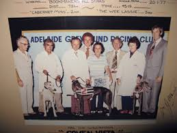 Hilda Williamson – Tasmanian Greyhound Hall of Fame