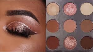 makeup geek rose gold eyeshadow