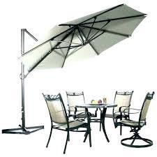 patio umbrella replacement parts pole