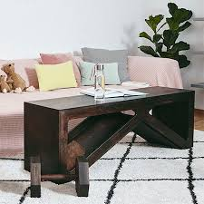 coffee table that s also a workout bench
