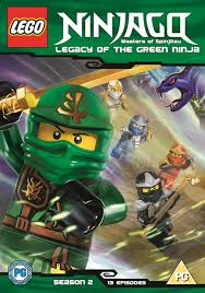 LEGO Ninjago - Masters of Spinjitzu: Legacy of the Green Ninja