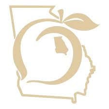 Peach State Pride Stickers