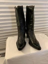 franco sarto kolette black womens shoes