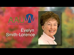 AAUW Salem Branch Oral Histories - Evelyn Smith-Lorence - YouTube