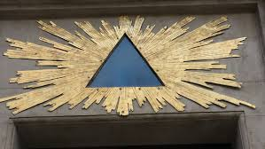 mystic old art masonic symbol
