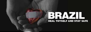 HEAL THYSELF AND STAY SAFE - Victoria Brazil   SMACC Sydney
