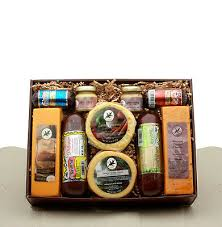 meat cheese ortment gift set