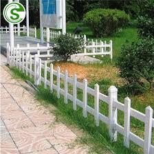 China Long Life Fence Garden Decoration Pvc White Picket Fence China Pvc Fence Panels And White Vinyl Picket Fence Price
