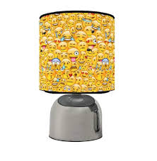 Emoji Emojis Touch Table Bedside Lamp Kids Room For Sale Online Ebay