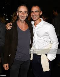Tom Munro and Massimiliano Di Battista attend a private cocktail... News  Photo - Getty Images