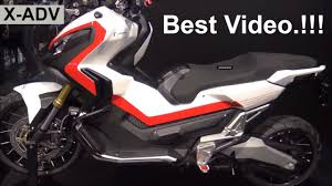 the honda x adv off road scooter 2018