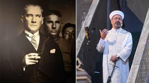 Ülkenin Kurucusu Atatürk'e Üstü Kapalı Lanet Okuyan Ali Erbaş'a ...