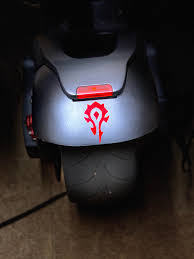 New Decal On My Widewheel Mercane For The Horde Electricscooters