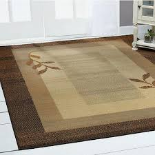 allstar rugs evolution swirl brown area rug