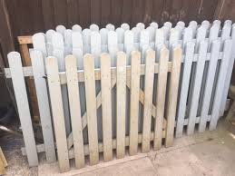 Wicket Fencing Round Top 12 6m With Gate In B30 Birmingham For 80 00 For Sale Shpock