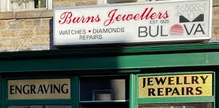 burns jewellers in carlton place and