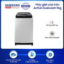 Máy giặt cửa trên Samsung 9.0kg – WA90M5120SW