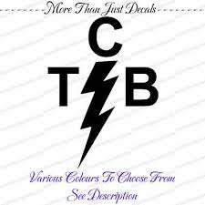 Elvis Tcb Taking Care Of Business Car Decals Stickers Body Glass Door Graphics 2 99 Picclick Uk