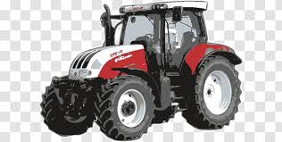 Steyr Tractor Wall Decal Car Sticker Transparent Png